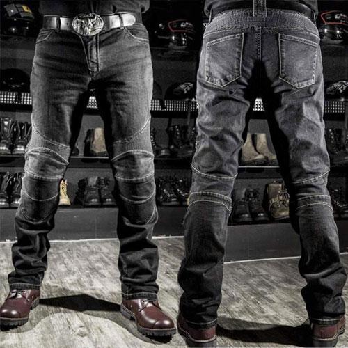 Le pantalon moto