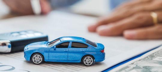 Déclaration de cession de véhicule