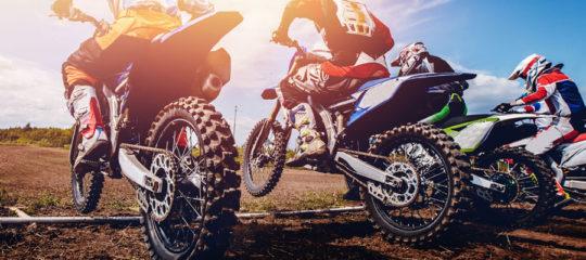 Moto Cross KTM