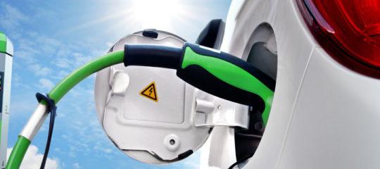 Recharge pour véhicule électrique